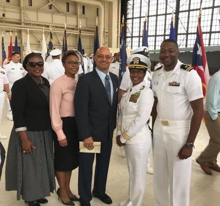 NNOA Jacksonville – Change of Command
