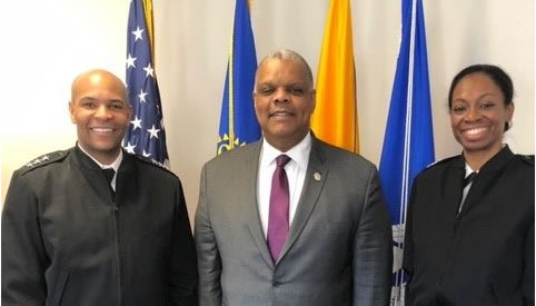 NNOA President Visits PHS Senior Leadership/ICE