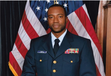 JO IN THE SPOTLIGHT- Lieutenant Herman Green, USCG