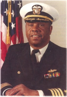 Captain Kenneth Johnson