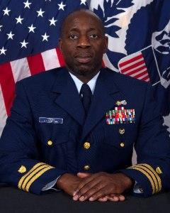 Commander Moore