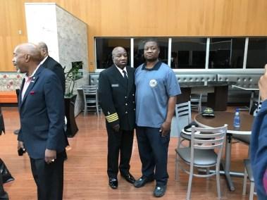 DCNNOA Veterans Hospital Visit