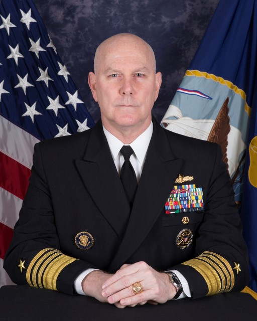 Admiral Christopher Grady