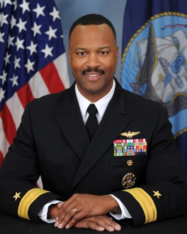 Rear Admiral Alvin Holsey