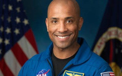 ISS Launch – CDR Victor J. Glover