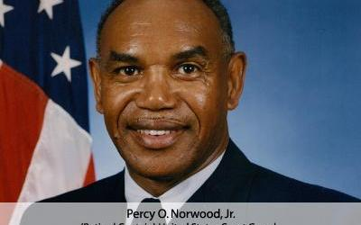 Farewell Captain Percy O. Norwood, USCG Retired, 1995 President of NNOA