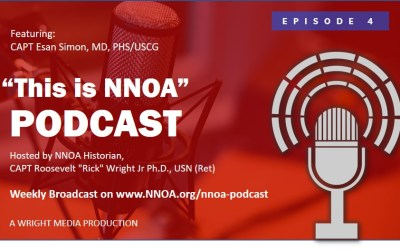 Podcast Episode 4: CAPT Esan Simon, MD, PHS/USCG
