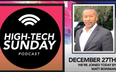 High Tech Sunday Podcast