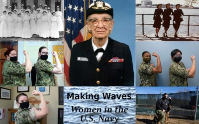 Making Waves: Women in the U.S. Navy—Yesterday, Today, and Tomorrow