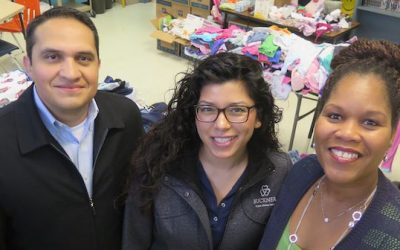 Foster Elementary families receive help during time of need