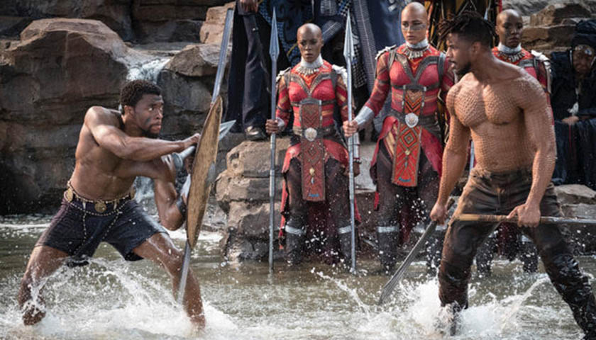BLACK PANTHER Is the Most Tweeted Movie Ever