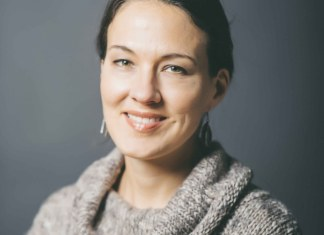 Nicole Redvers, a former resident of Hay River, has written a book on bridging Indigenous medicine systems and modern scientific principles. Photo courtesy of Nicole Redvers