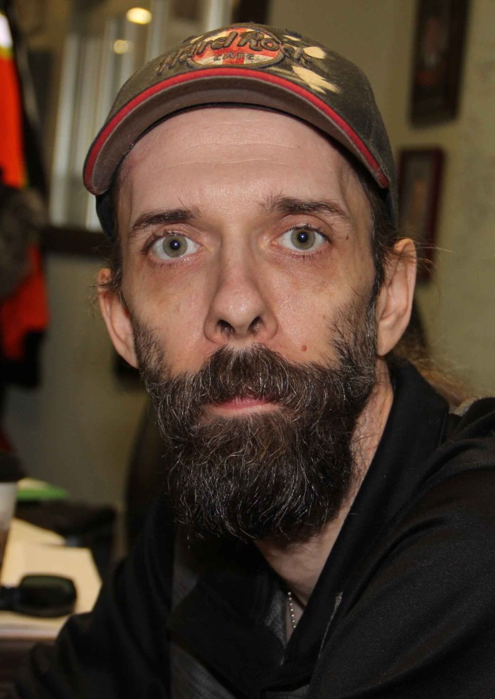 Mark Lundbek, the organizer of a GoFundMe initiative for Mackenzie Place residents displaced by a March 15 fire, is disappointed by the community's response to the fundraising effort. Paul Bickford/NNSL photo