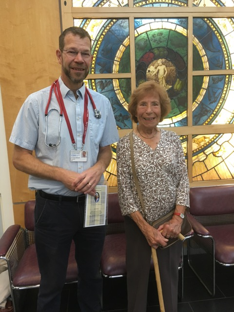 Friend's stroke awareness praised by consultant
