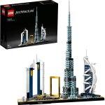 映画でお馴染の建築もLEGOで再現!LEGO(レゴ)アーキテクチャーシリーズ「ドバイ」の参考画像