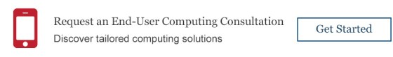Request an end user computing consultation