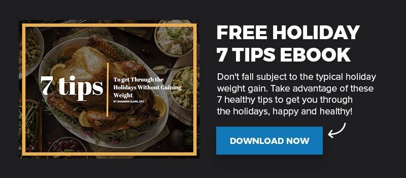 7 Healthy Holiday Tips