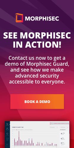 Schedule a demo of Morphisec