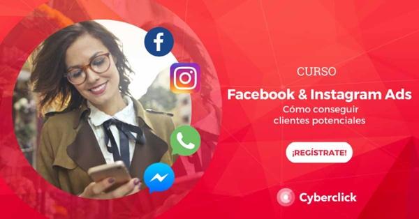 Curso: Facebook and Instagram ads