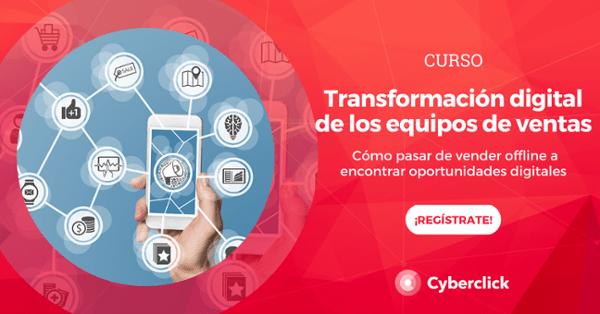 Course: digital transformation of sales teams