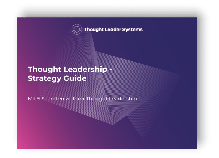 Thought Leadership Strategy Guide cover