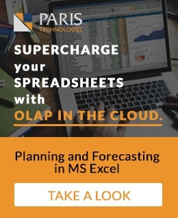 Planning and Forecasting in MS Excel?