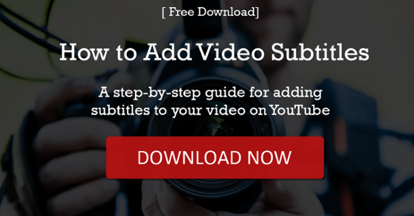 Why you should always give your social media videos subtitles - The