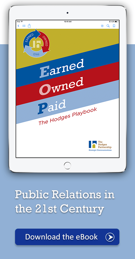 Download our eBook on Earned, Owned and Paid PR