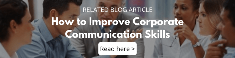 How to Improve Corporate Communication Skills
