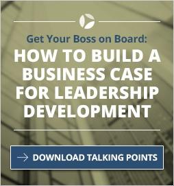 Build a Business Case for Leadership Development