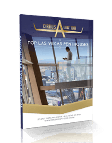 Las Vegas Private Jet E-Book: Top Las Vegas Penthouses