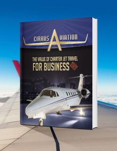 Las Vegas Private Jet E-Book: The value of charter jet travel