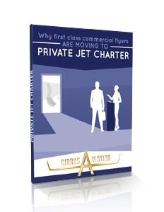 Las Vegas Private Jet E-Book: First Class Commercial Flyers moving to Private Jet Charter