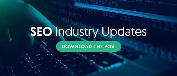 IMI POV SEO Industry Updates