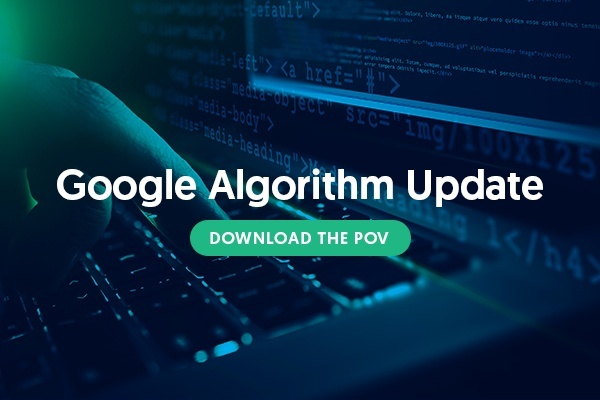 google algorithm update march 2018