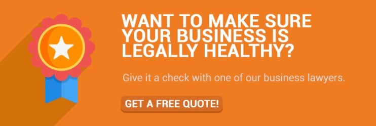 Business lawyers free quotes - Why Small Businesses Fail