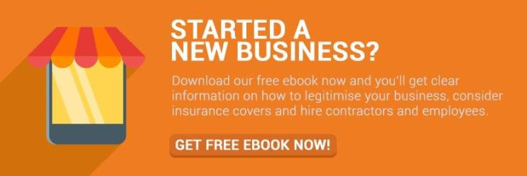 Started a new business? Free eBook for entrepreneurs