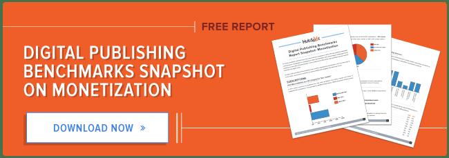 free report: publishing benchmarks