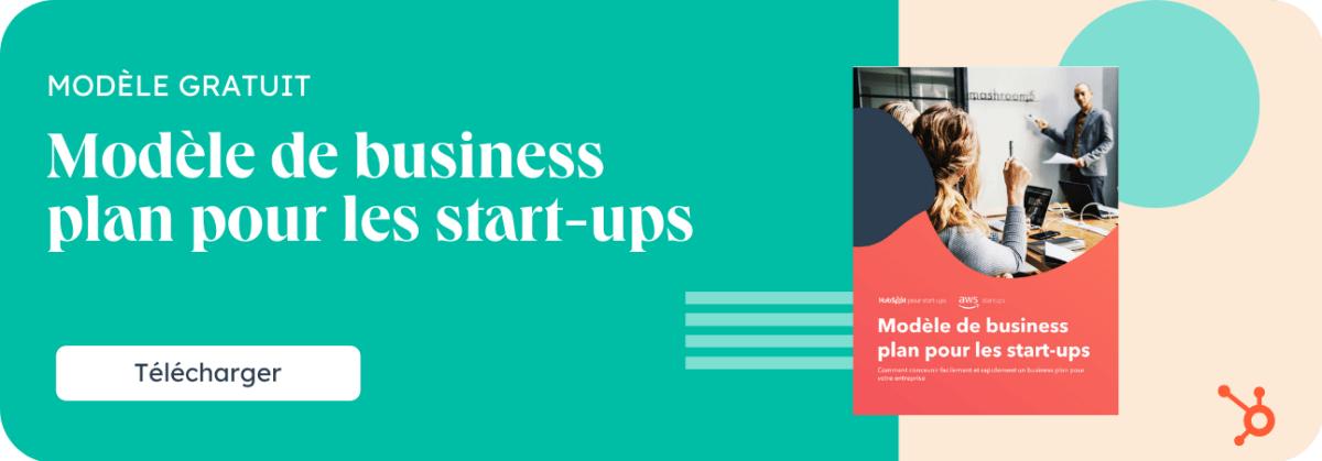 Business plan for start-ups