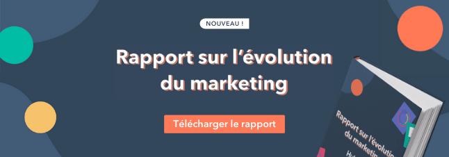 Marketing Evolution Report