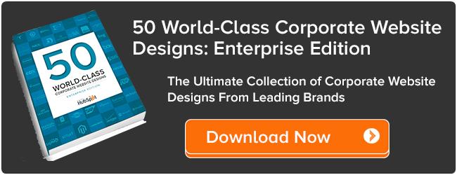 50 enterprise website design examples
