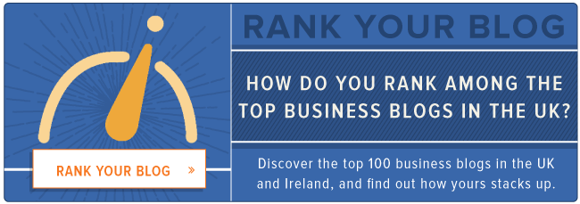 rank your blog in the uk