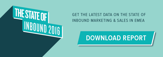 get the free 2016 state of inbound EMEA report