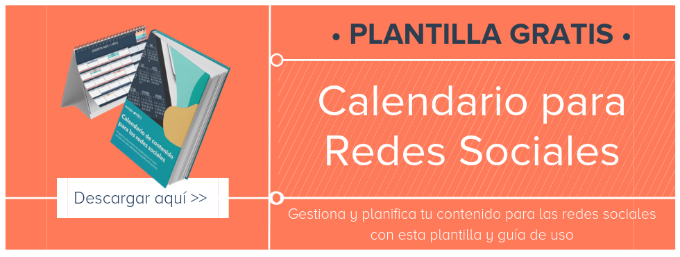 Calendario Redes Sociales