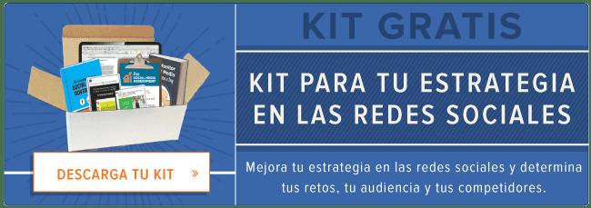 Kit Marketing para redes sociales