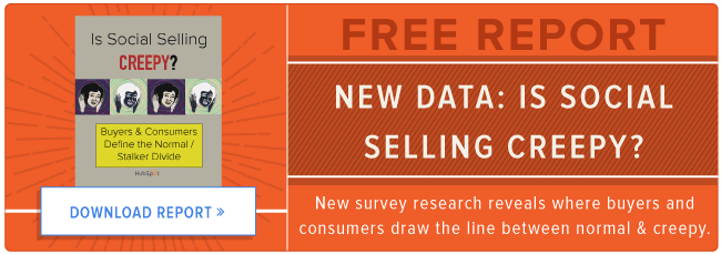 free report on social selling