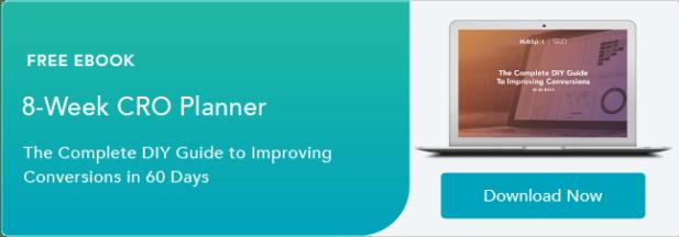 Get the 8-Week CRO Planner