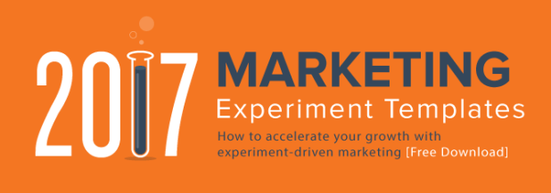 Marketing Experiment Templates