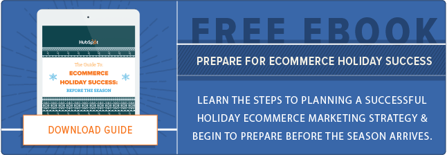 Get the guide to start planning for holiday season success for your ecommerce company.