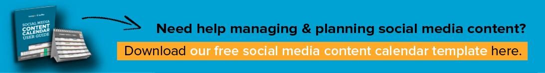 Social Media Conten Template